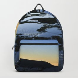 Looking at sunset..... Sierra Nevada National Park Backpack