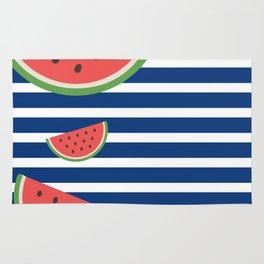 Juicy Melon Rug