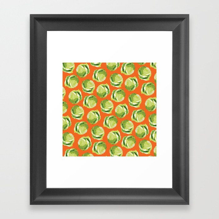 unusual Framed Art Print