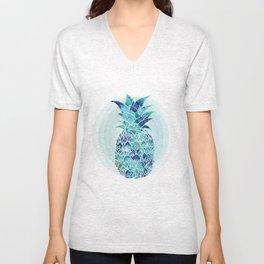 Pineapple Dream Unisex V-Neck