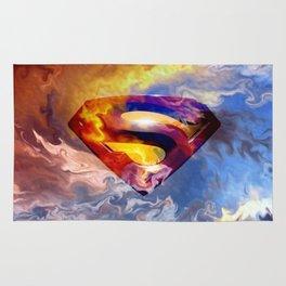 SUPER MANN Rug