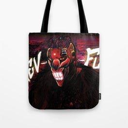 Ogre Ninja Interceptor Tote Bag