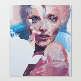 Cover Girl I Canvas Print