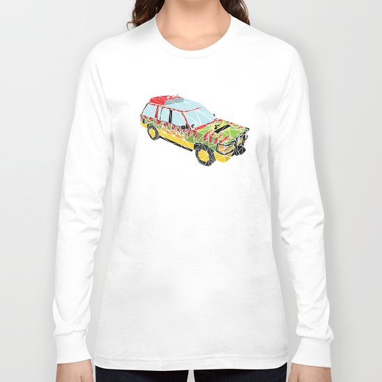 The Jungle Explorer  Long Sleeve T-shirt