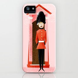Guardsman iPhone Case