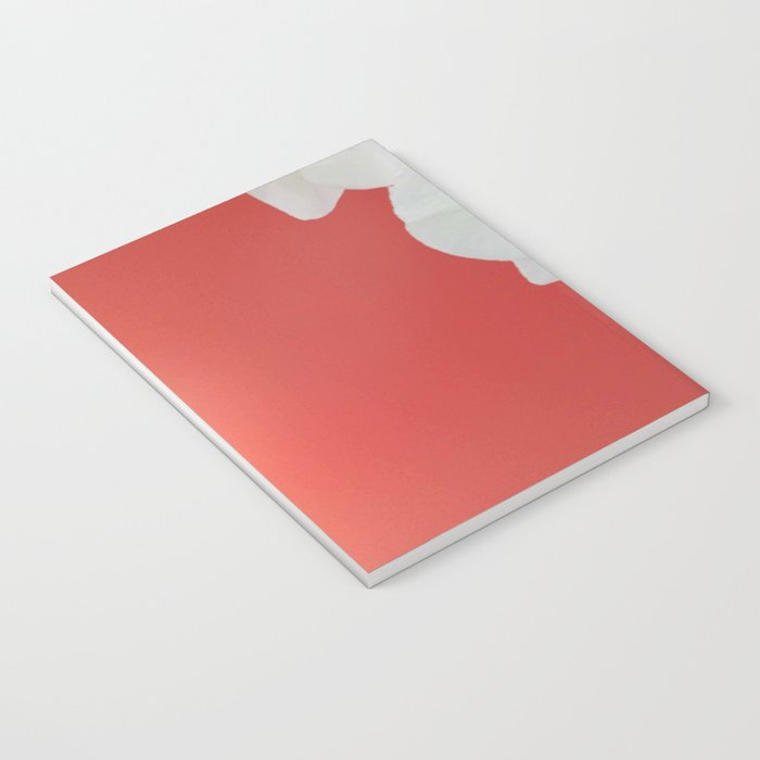 Watermelon Orchid Notebook