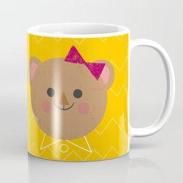 Dressy Bear Coffee Mug