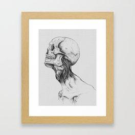 Everything with Skulls - 05 Framed Art Print