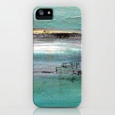 Baie de Somme iPhone (5, 5s) Slim Case