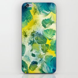 Mineral Series - Andradite iPhone Skin