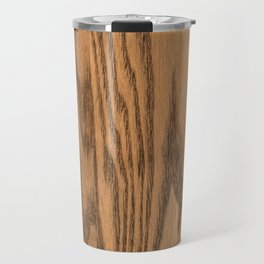 Wood 4 Travel Mug