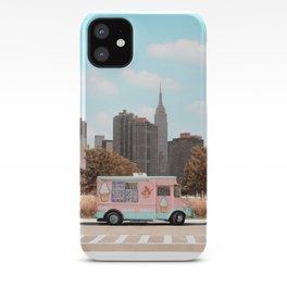 New York Ice Cream iPhone Case