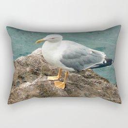 The Thinker Rectangular Pillow