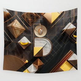36 Days of Type - B Wall Tapestry