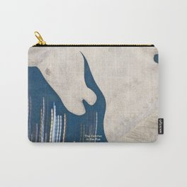 J. D. Salinger's The Catcher in the Rye - Literary book cover design Carry-All Pouch