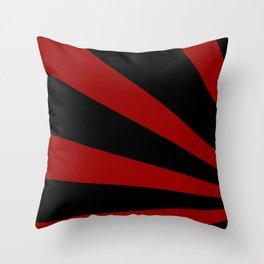 Rising DJ Throw Pillow