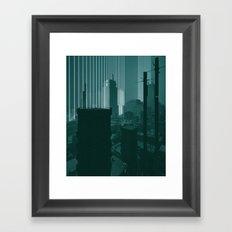 SQUARED (everyday 11.28.16) Framed Art Print