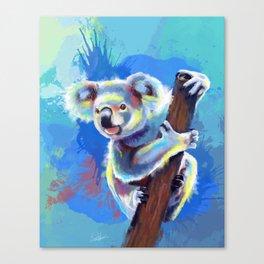 Koala Bear Canvas Print