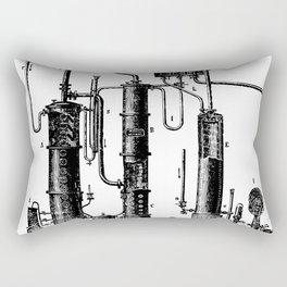 Brockhaus-Efron Distillery 5 Rectangular Pillow