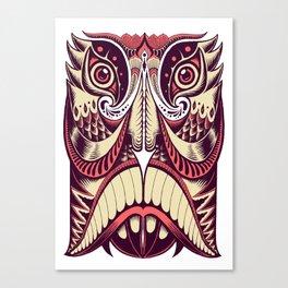 Spirit Mask Canvas Print