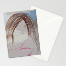 Woman 3.8 Stationery Cards