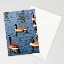 Family Of Seven Stationery Cards
