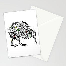 Kiwi Bird Geometric Stationery Cards