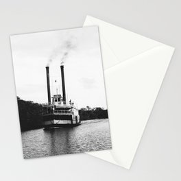 The Steamboat St. Lucie - Florida - Circa 1890 Stationery Cards