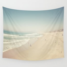 Hermosa Beach Wall Tapestry
