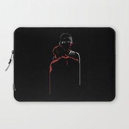 Devil's Heartbeat Laptop Sleeve