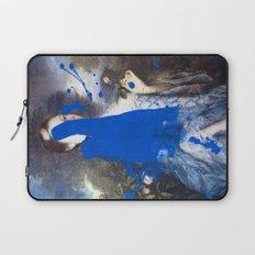 Blue Bomb Laptop Sleeve