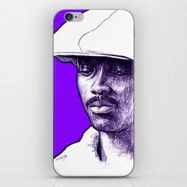 Donny Hathaway iPhone Skin