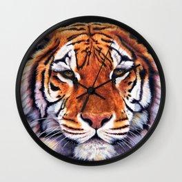 Tiger Sultan of Siberia Wall Clock