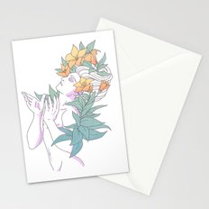 Pretty Boy 4 Stationery Cards