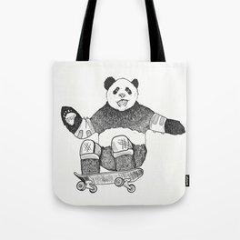 Rad Panda Tote Bag