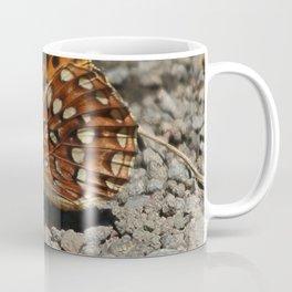 Butterfly Eyes Coffee Mug
