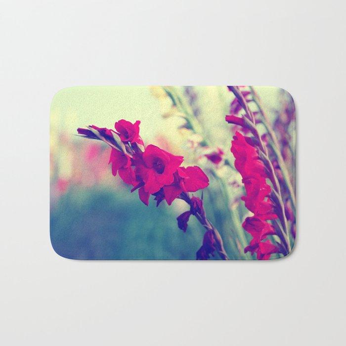 Design by Flowers Bath Mat