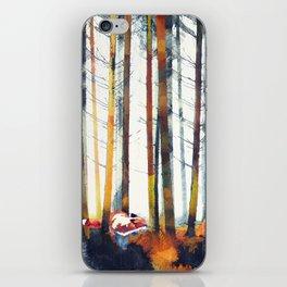 Autumn Hunt iPhone Skin