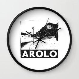 Arolo, Lago Maggiore, Italy Wall Clock