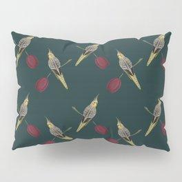 Pearl Cockatiel Pillow Sham
