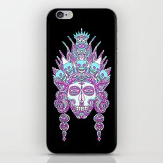 Eternal Death and her family in the mirror of creation II iPhone & iPod Skin