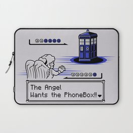 Angels VS The PhoneBox Laptop Sleeve