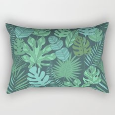 Tropical plantation Rectangular Pillow