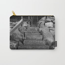 Cape Cod Stairs Carry-All Pouch