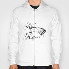 Alice in Wonderland Mad As A Hatter Hoody