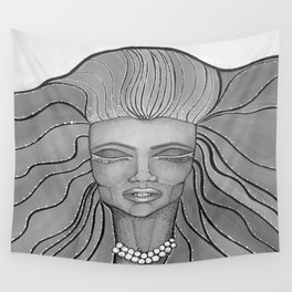 Feel The Wind Wall Tapestry