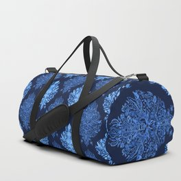 In The Garden Ogee Pattern Duffle Bag