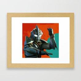 Ultra Redux Framed Art Print