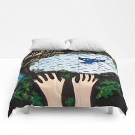 Tidepool Life Comforters