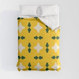 Citrus Tile Comforters